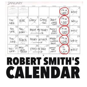 Robert Smith's Calendar