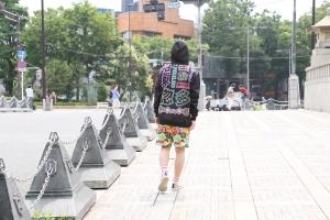 9. guy street hoodie back