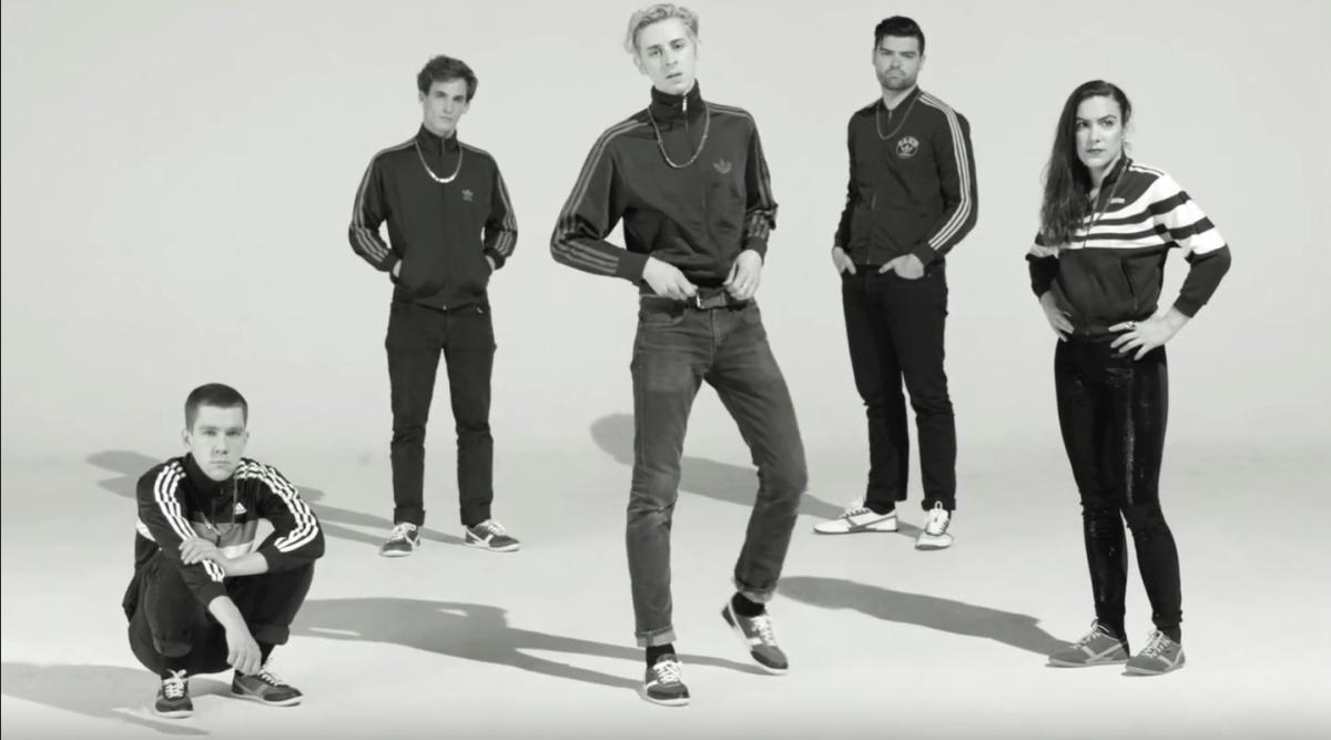 Paris' Genres Mixing Fife-Piece 'Bagarre' Unveil New 'Macadam' Video From Latest EP 'Musique De Club'