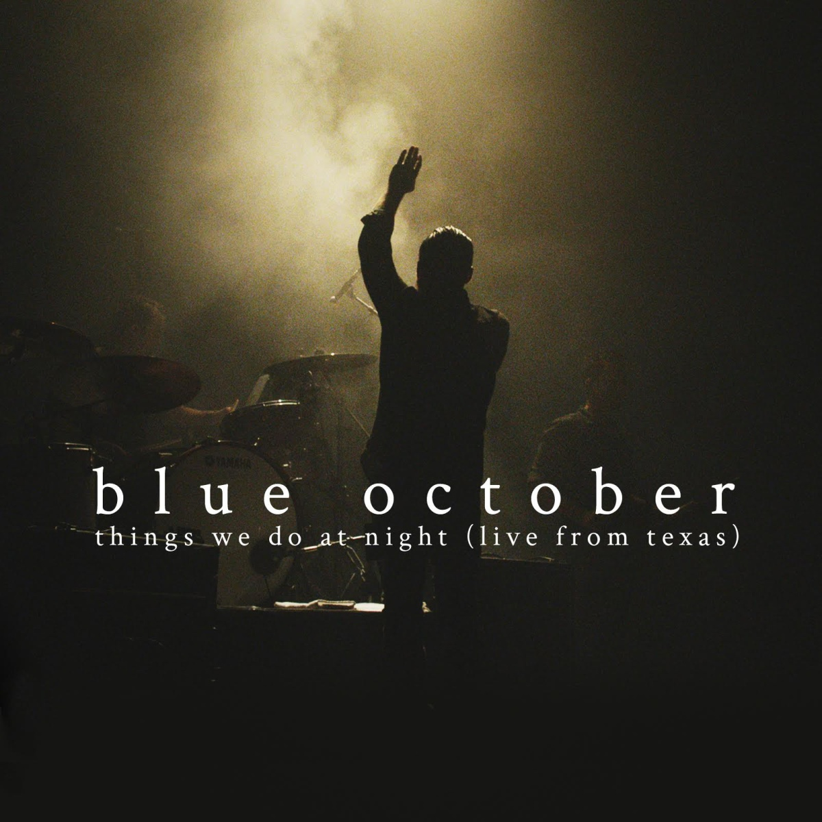 "Blue October Announces Concert Film / Live Album + Select  Screening ""Things We Do At Night (Live From Texas)"" out  11/20"