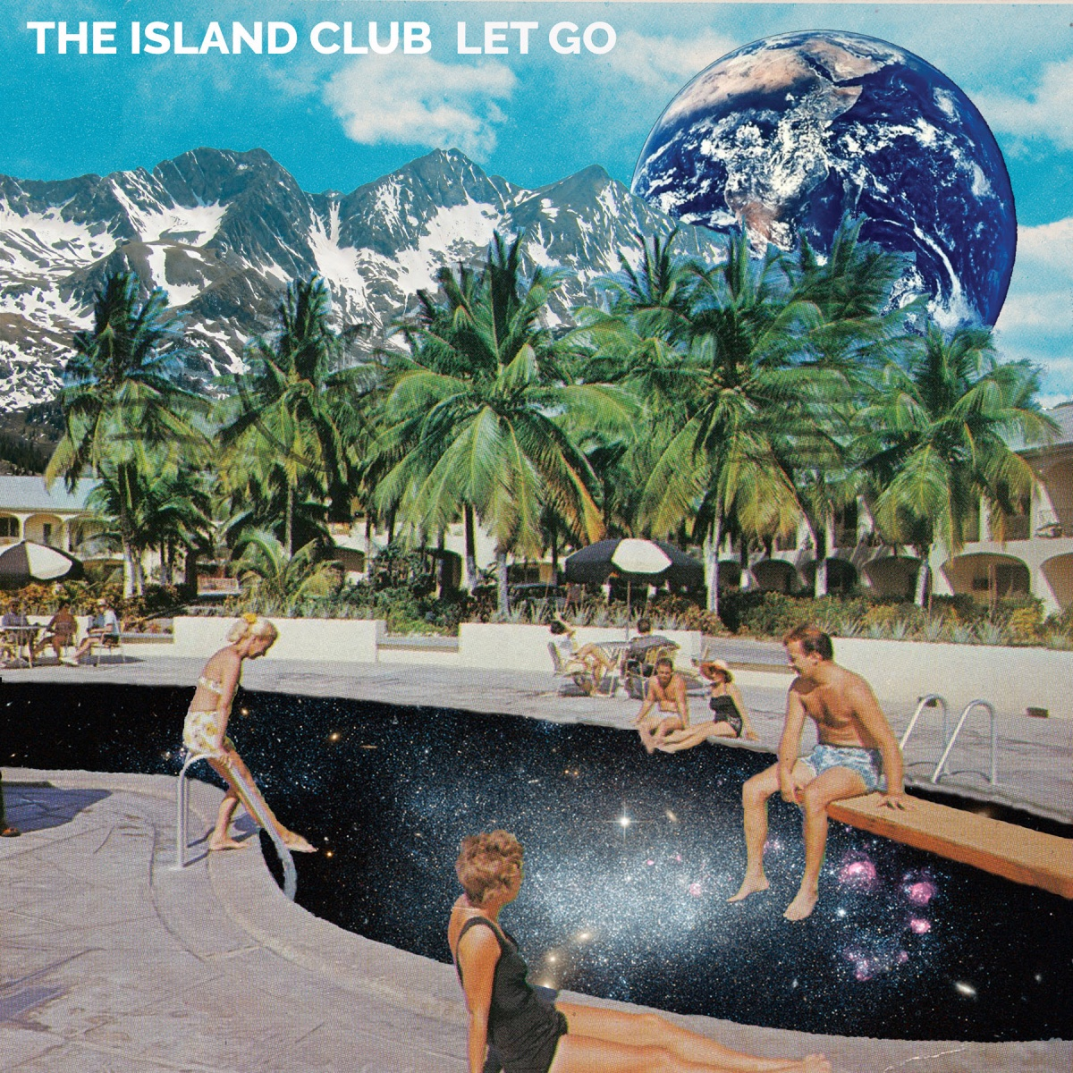 THE ISLAND CLUB Drop Kaleidoscopic Video For 'LET GO'