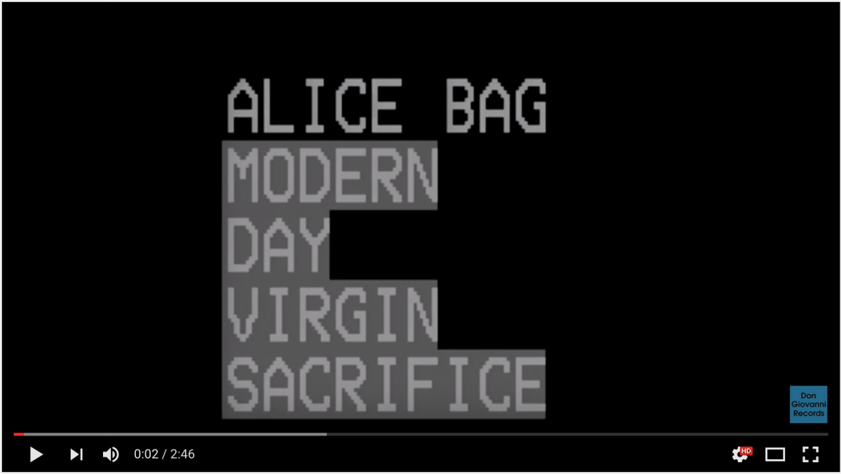 LA Punk Icon Alice Bag Shares New Video ft. Allison Wolfe (Bratmobile, Sex Stains) & More + Discusses Solo Debut  With Clover Today